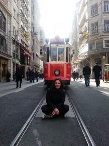 Adrijana @ Istanbul Istikal