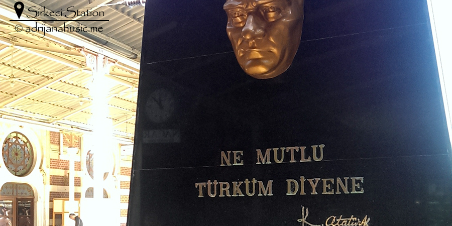 Sirkeci Station Istanbul